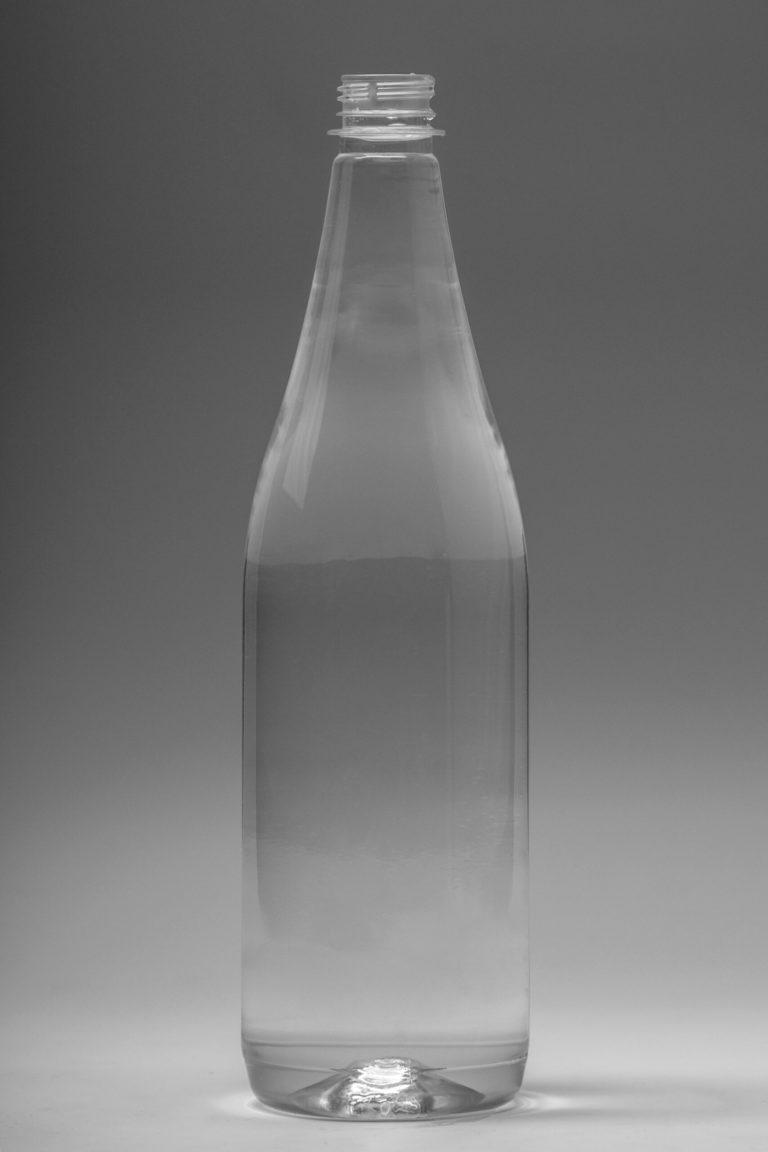 1 literes pet palack